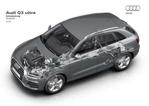 Audi Q3 ultra