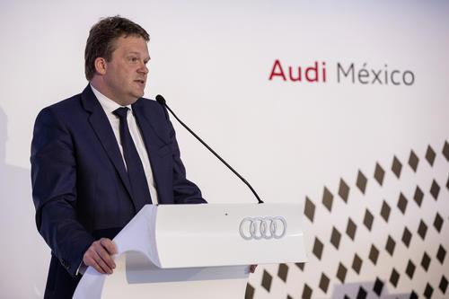 Audi México setzt Fokus auf lokale Lieferanten: