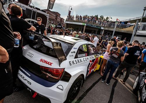 FIA World Rallycross Championship 2018, Trois-Rivières