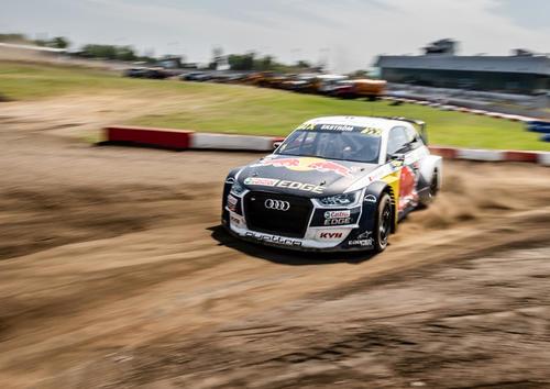 Rallycross-WM 2018, Trois-Rivières