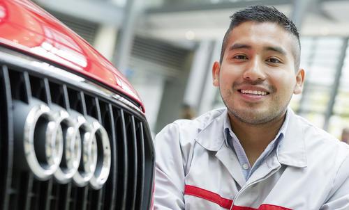 Audi México: Neues Trainingscenter eröffnet