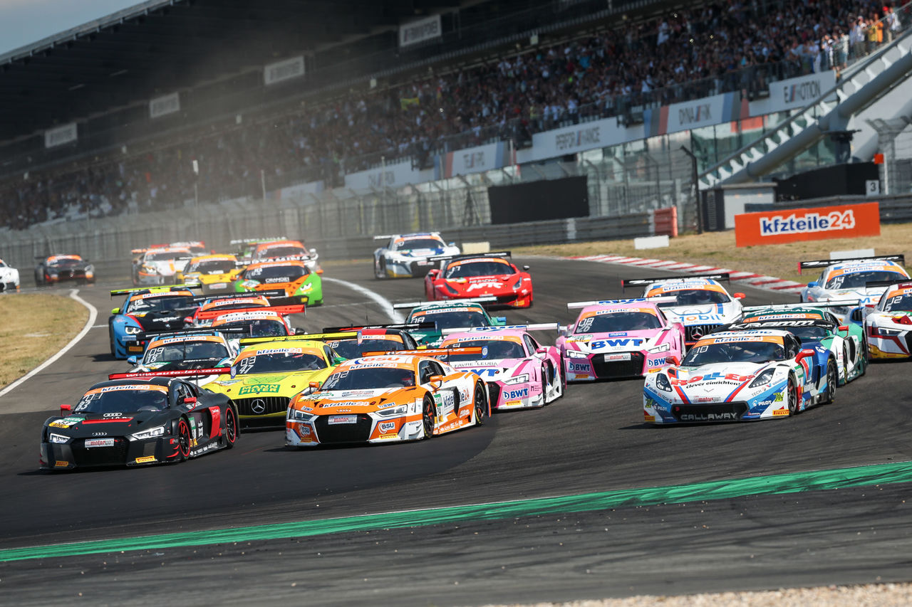 First victory for I.S.R. with Audi R8 LMS