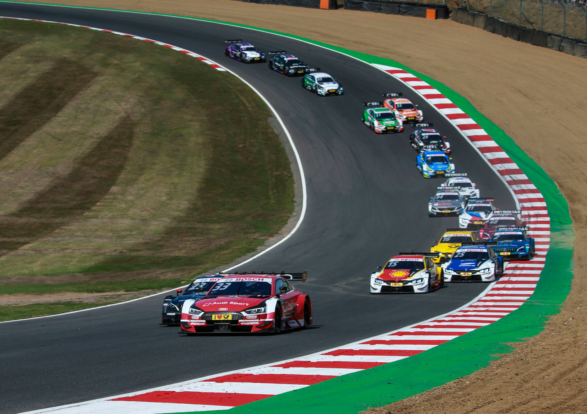 DTM Brands Hatch 2018