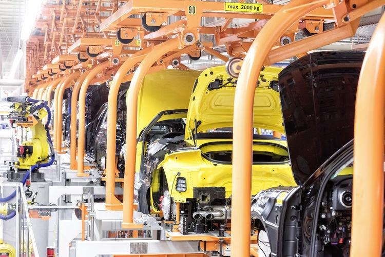 Audi TT Roadster: assembly