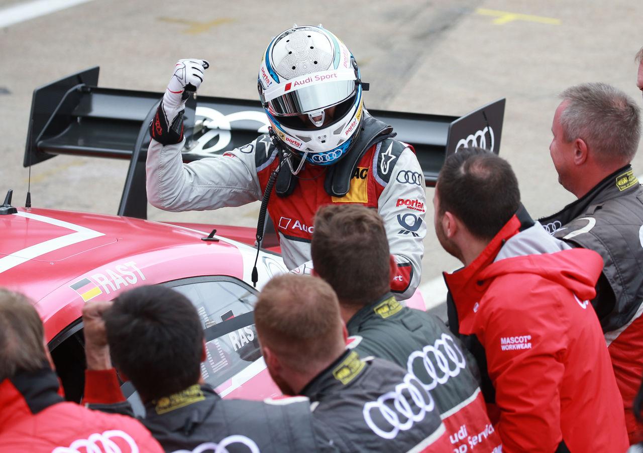 DTM Brands Hatch: Audi quotes