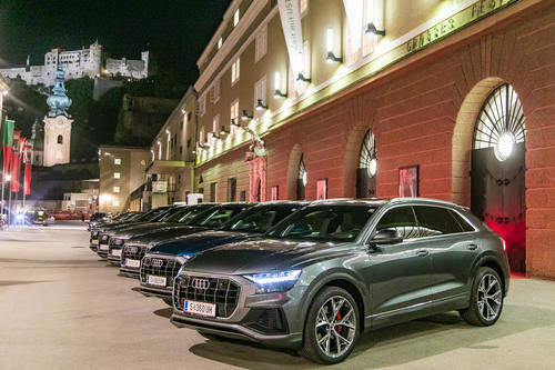 Audi Extends Involvement in Salzburg Festival