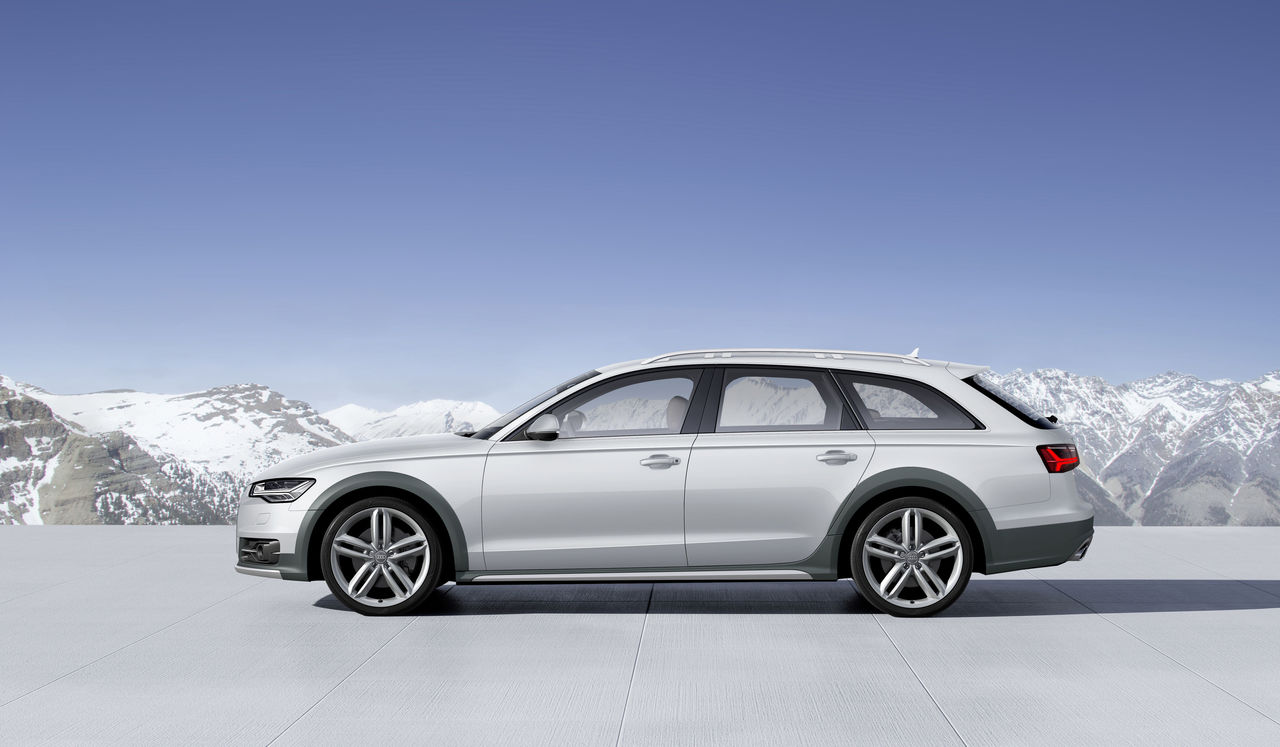 audi a6 allroad quattro 2014 audi mediacenter. Black Bedroom Furniture Sets. Home Design Ideas