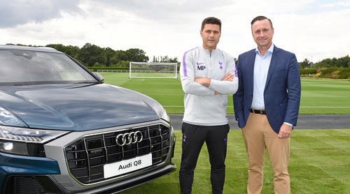 Official Car Partner Tottenham Hotspur