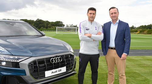Offizieller Automobilpartner Tottenham Hotspur