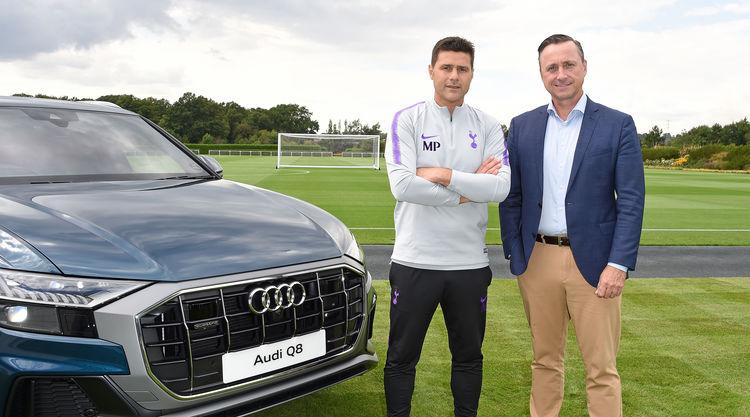 Official Car Partner Tottenham Hotspur