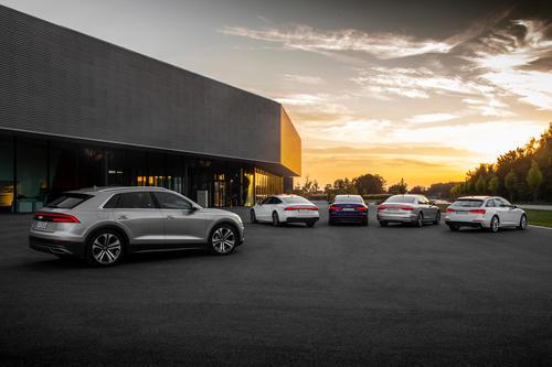 Die neue Oberklasse von Audi