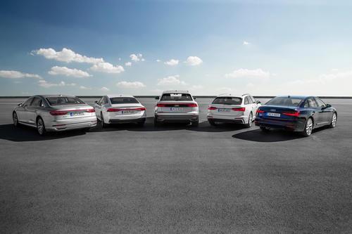 Audi's new full-size class