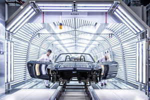 Audi Hungaria: Start of production of new Audi TT Roadster
