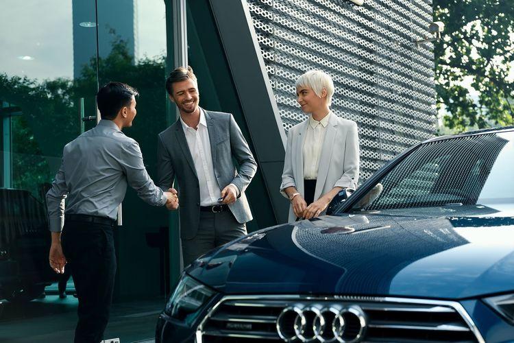 Mobilitätsangebot wächst: Audi on demand startet in Großbritannien