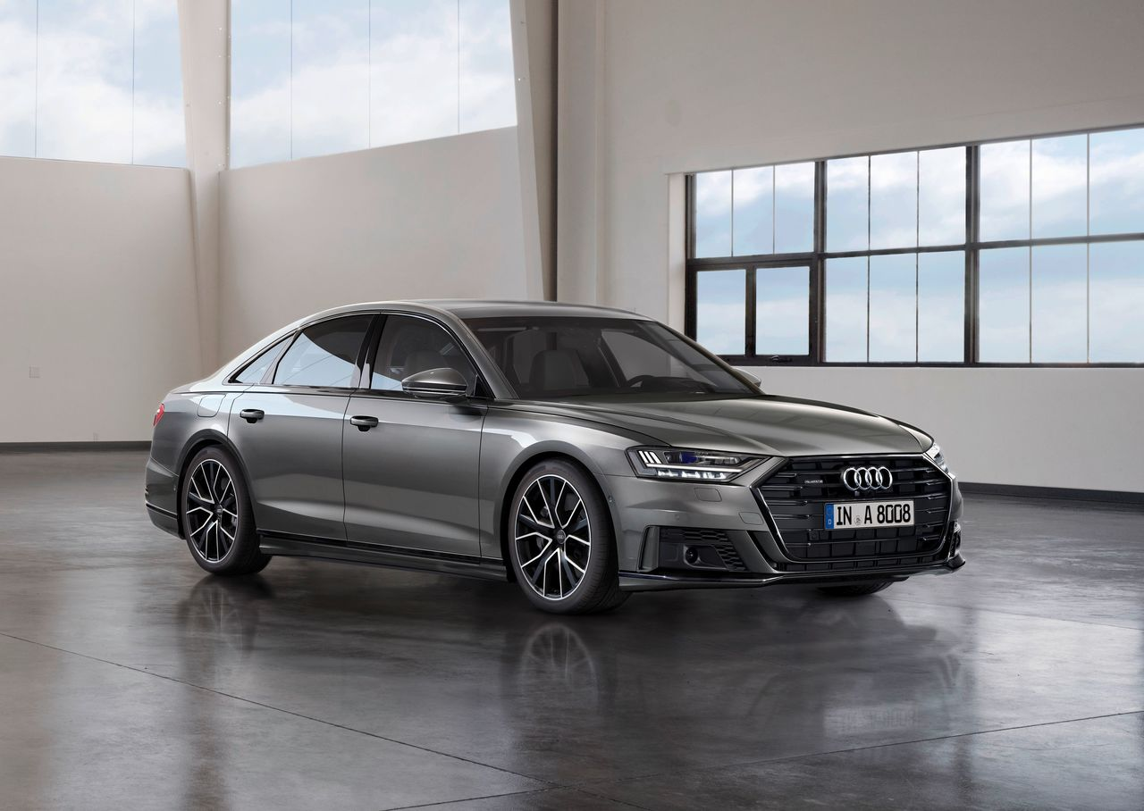 Audi A8 Redesign and Review
