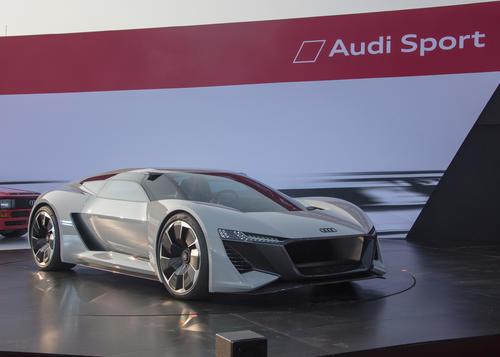 Audi bei der Monterey Auto Week 2018