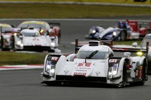 Langstrecken-Weltmeisterschaft zu Gast im größten Markt von Audi