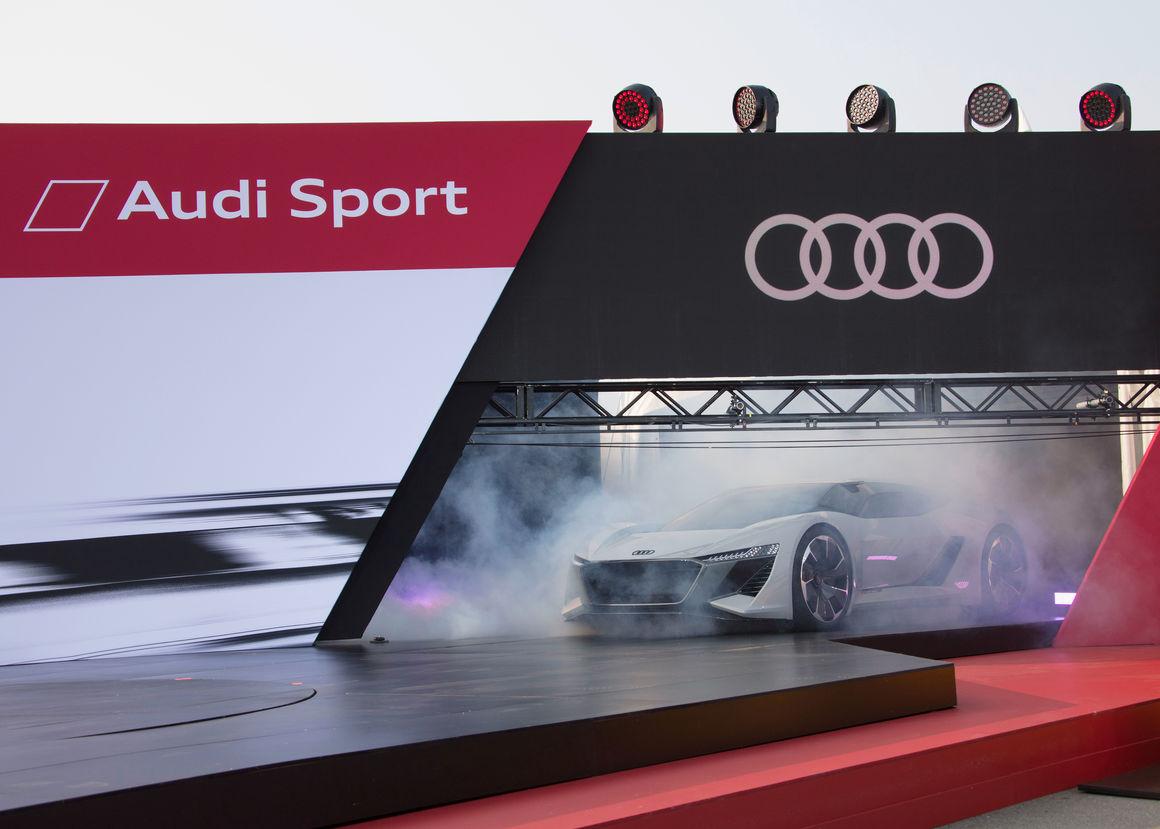 World Premiere At Monterey Car Week Audi MediaCenter - Monterey audi