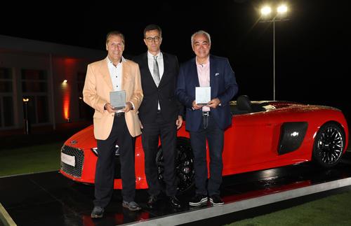 Audi quattro Cup 2018 - German Final
