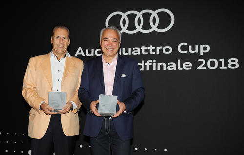 Audi quattro Cup German Final 2018