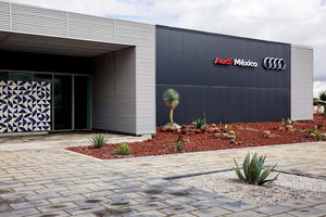 Audi México: new Training Center opened