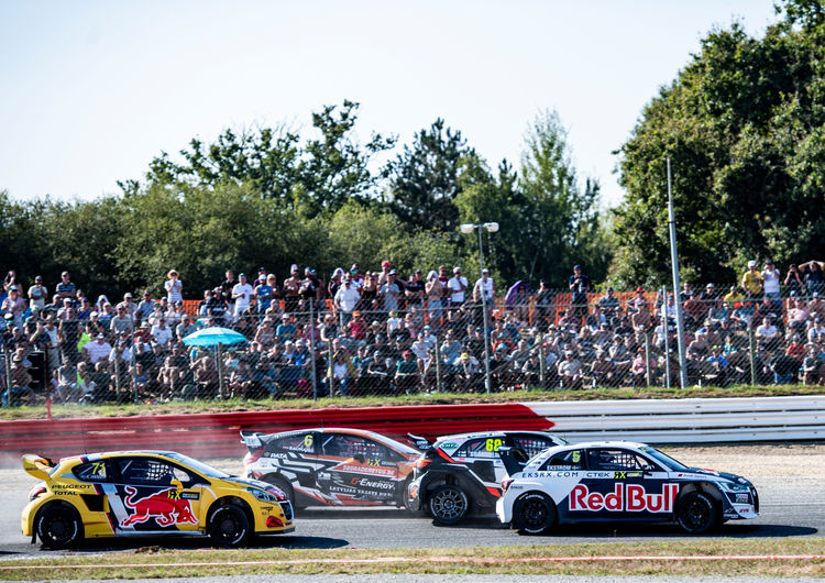 FIA World Rallycross Championship 2018, Loheac