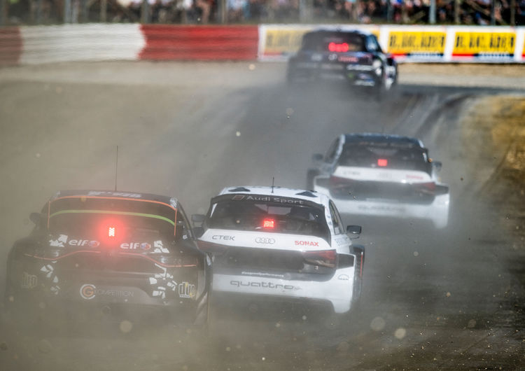 FIA World Rallycross Championship 2018, Lohéac