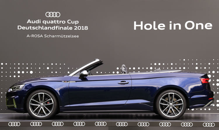 Audi quattro Cup German Final 2018