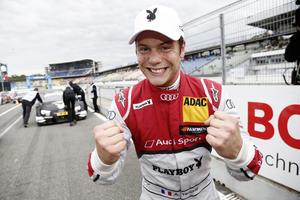Pole-Position für Adrien Tambay und Audi beim DTM-Auftakt