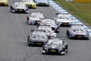Starker DTM-Auftakt für Audi
