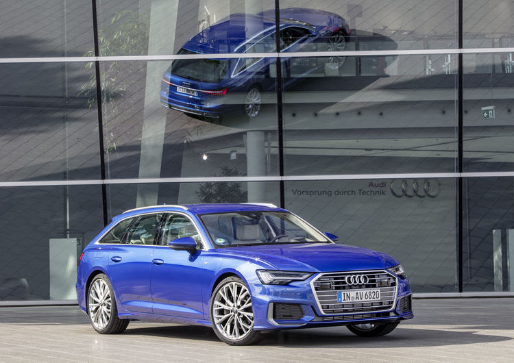 Practical  Beautiful  Sporty  The new Audi A6 Avant | Audi
