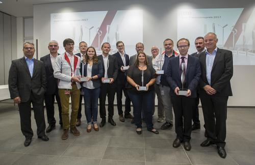 Sicherheit geht vor:  Audi ehrt Mitarbeiter mit Präventionspreis