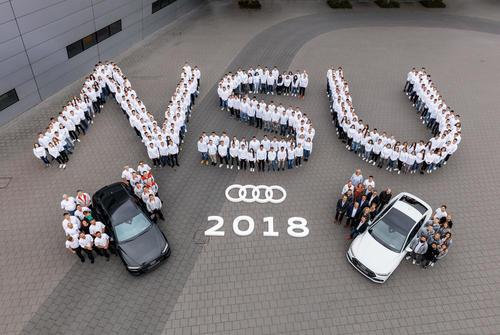 Rund 270 neue Azubis bei Audi in Neckarsulm