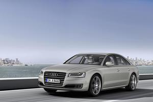 Audi A8 4.2 TDI clean diesel quattro