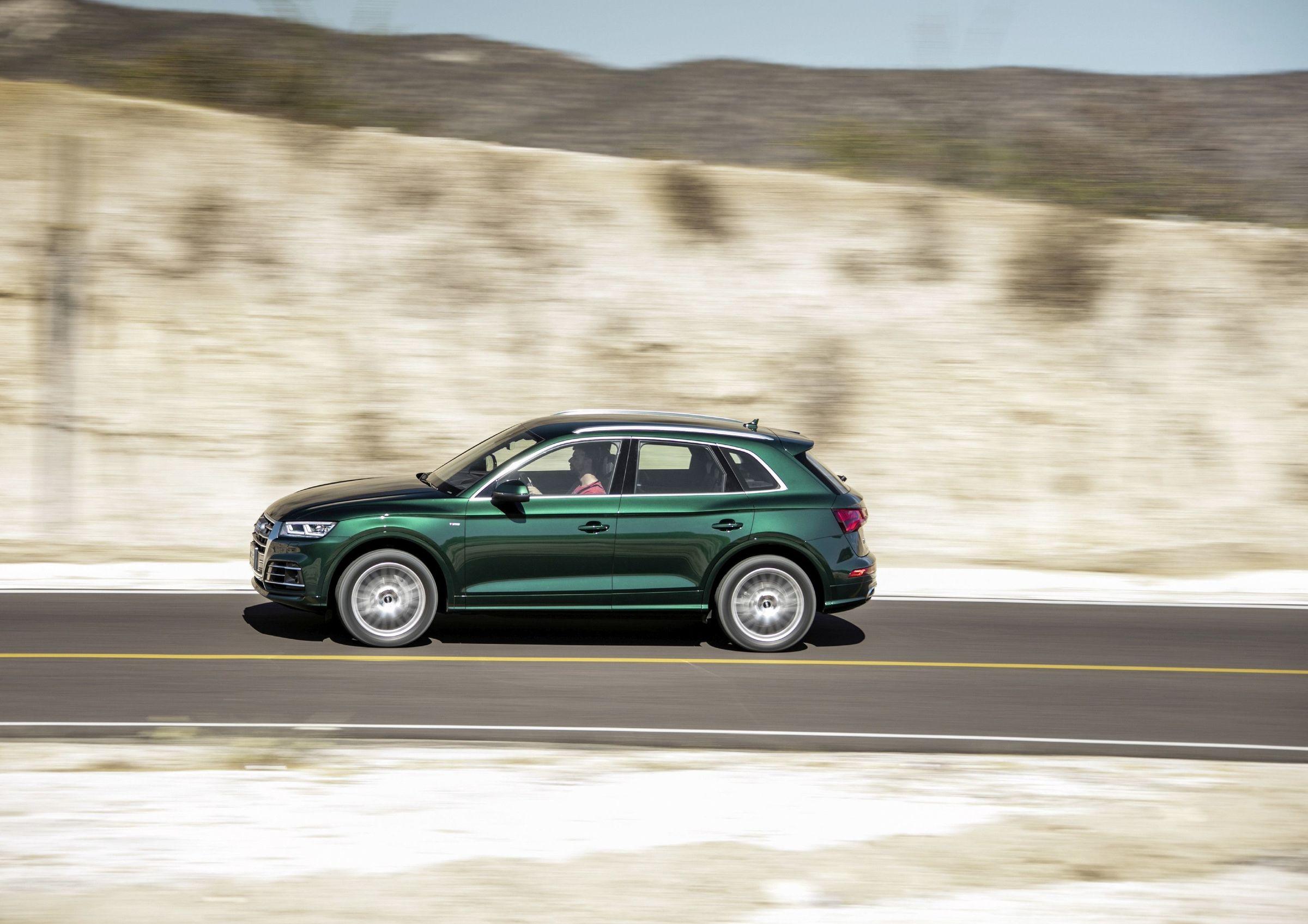 Audi setzt Wachstum im August fort