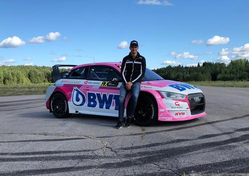 FIA World Rallycross Championship 2018