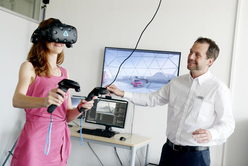 Audi develops digital learning ecosystem