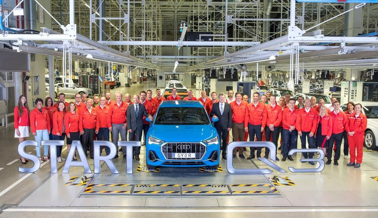 Audi Site Győr