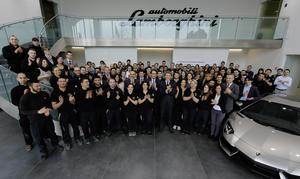 "Audi-Tochter Lamborghini ist ""Employer of Choice"""
