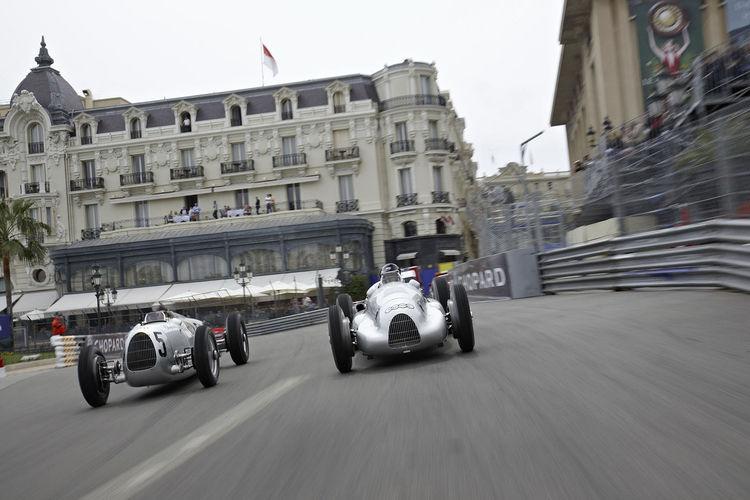 Grand Prix Historique in Monaco