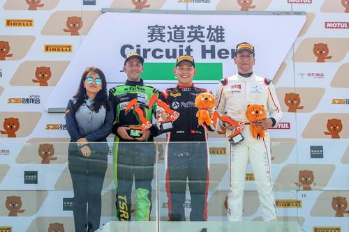 Circuit Hero One  2018