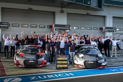 Blancpain GT Series Sprint Cup 2018