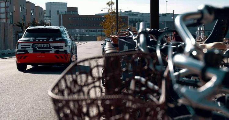 AUDI e-tron - prototype: sound of Copenhagen