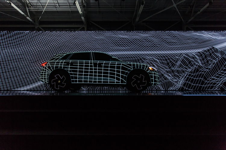 The Charge - world premiere of the Audi e-tron