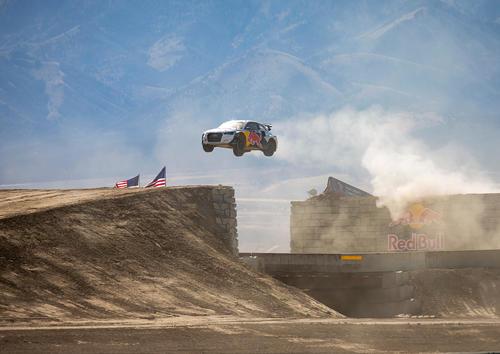 Nitro Rallycross 2018