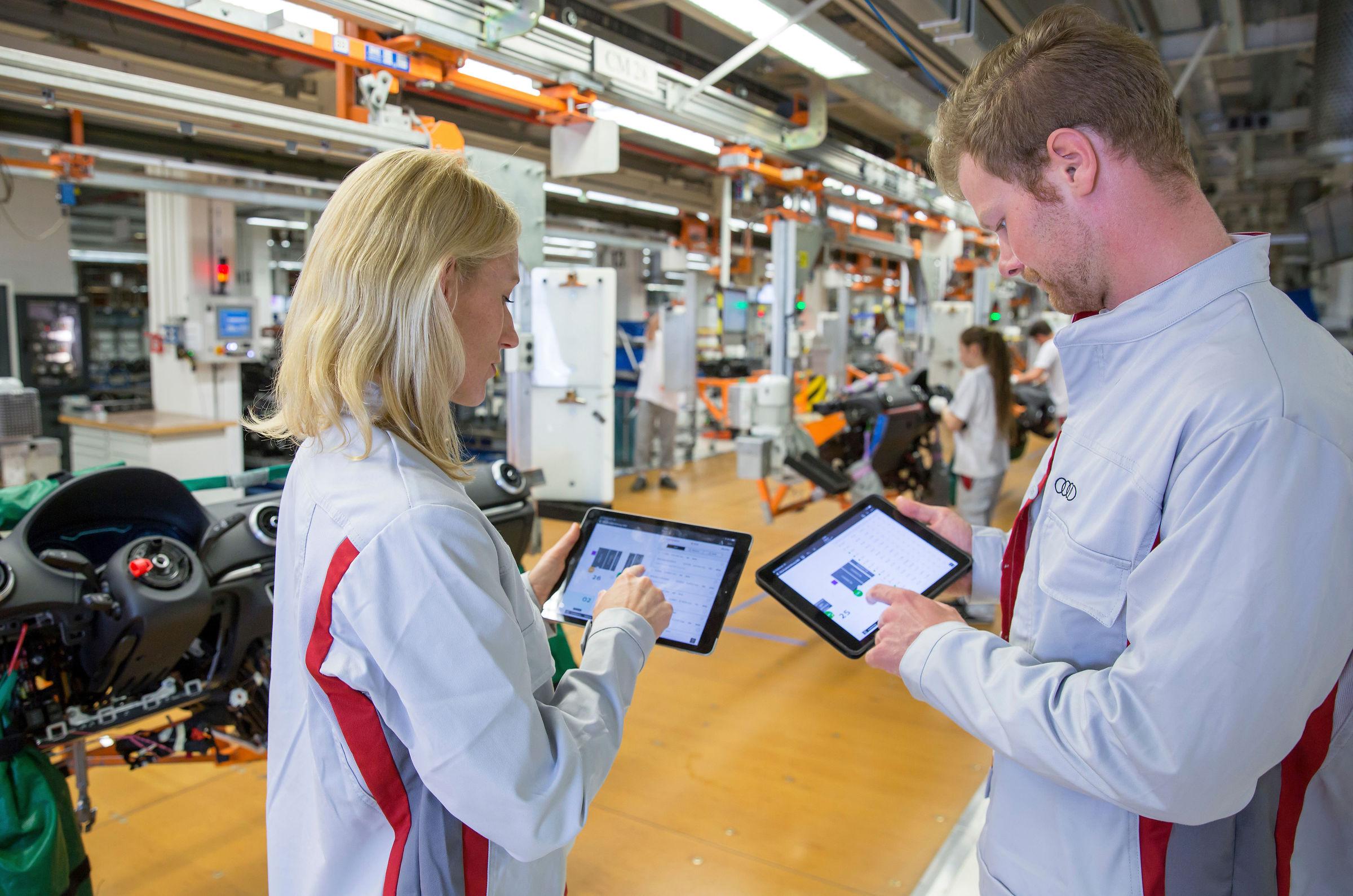 Audi wins Red Dot Design Award and  German Design Award for digital planning tool