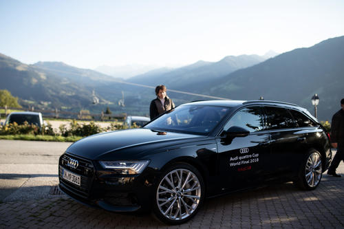 AUDI quattro Cup Worlfdinal 2018 Kitzbühel
