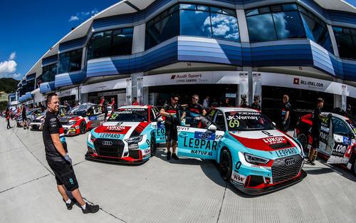 WTCR – FIA-Tourenwagen-Weltcup 2018