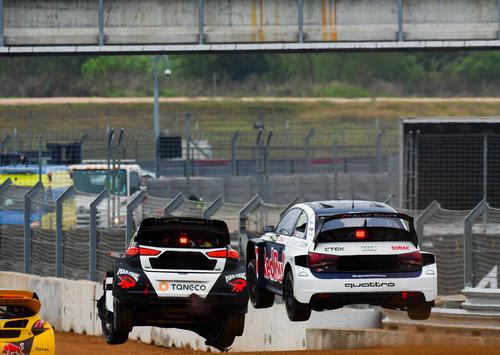 Rallycross-WM 2018, Austin