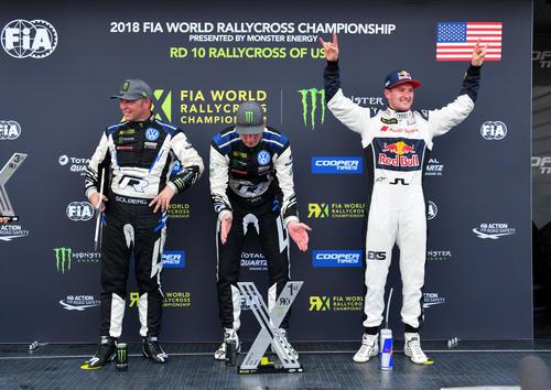 FIA World Rallycross Championship 2018, Austin